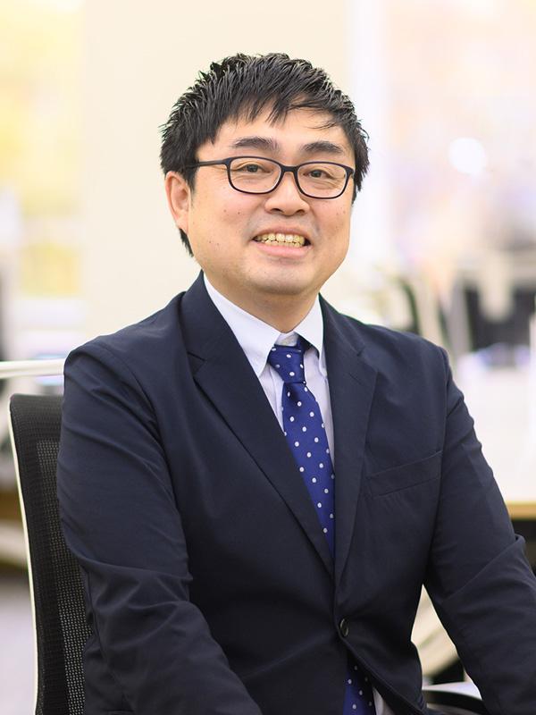 副代表/パートナー税理士 大野 嘉彦(オオノ ヨシヒコ)